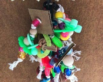 PALM TOP Bird Toy 13-AT0031