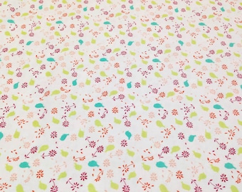 Free Spirit Bridgette Lane Posies by Valori Wells - 1 yard