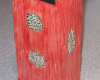 Akai Vase...  made to order