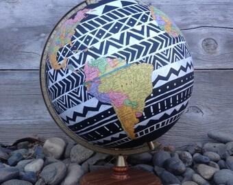Tribal Globe