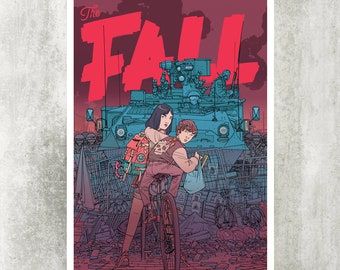 The Fall - Zone B Poster