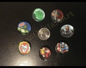 Avengers magnets #5