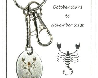 Z018 - Scorpio (October 23-November 21)