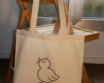 tote bag little bird