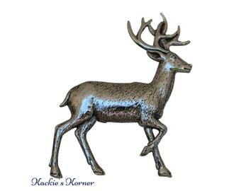Deer Medallion, Large