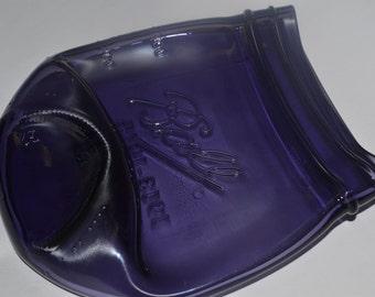 Purple Ball Jar Spoon Rest