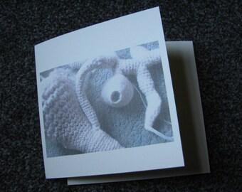 Doodlebirds Dwelling WIP Greeting Card