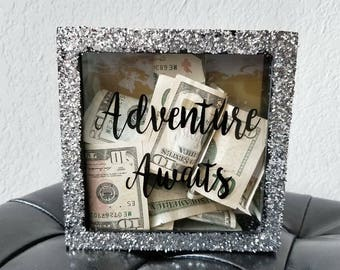 Savings Cash Box