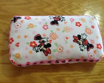 Decorative Wipes Case - Minnie Mouse