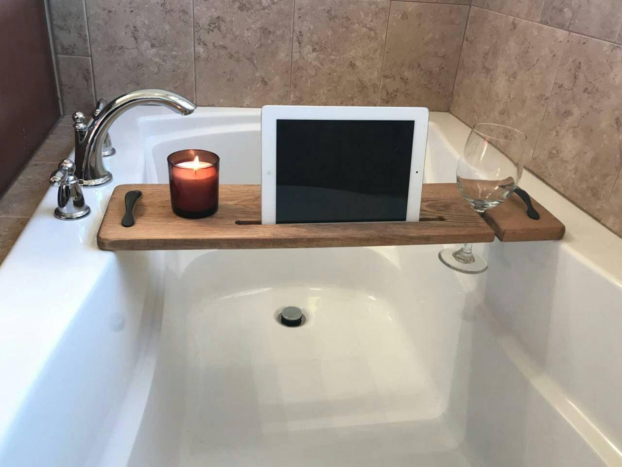 Bathtub Caddy Bathtub Tray Bath Tray Bathroom Accessories