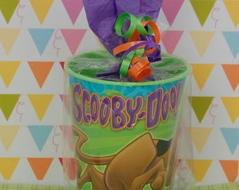 Pre-Filled Birthday Party Favors - Birthday Goodie Bags - Kids Party Supplies - Character Favors - Scooby Doo Theme Party - Loot Bags