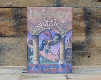 Book Safe - Harry Potter Year 1 - Hollow Secret Book Safe