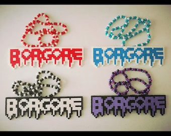 Borgore Kandi Necklace