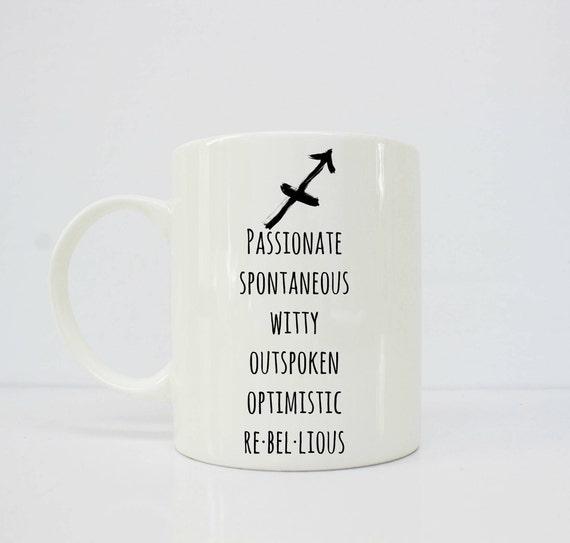 Sagittarius- Sagittarius Mug -  - horoscope - horoscope mug - astrology - astrology gift - astrology mug