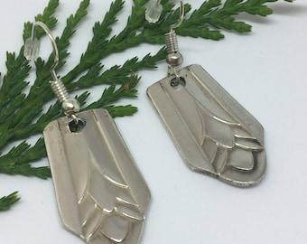 Spoon Earrings, Spoon Jewelry