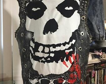 Custom misfits vest