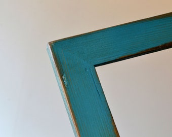 Super Vintage Color of Your Choice in Reclaimed Cedar Choose your frame size: 3x3, 2x6, up to 16x16, 16x20 inches