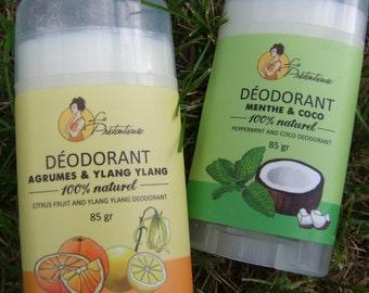 Natural deodorant 85 gr