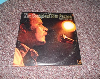 The Complete Tom Paxton Recorded Live 2LP Vinyl Record LP