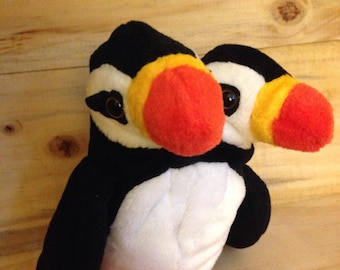 Two Headed Puffin Bird