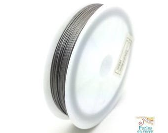 40 m 0.6 mm wrapped (FIL148) twisted steel wire