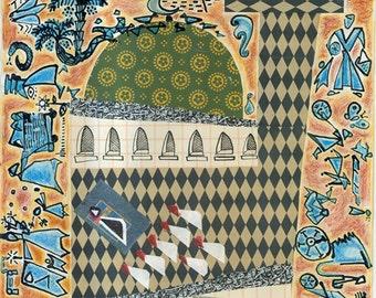 Baghdad Mosque,  Islam,  Islamic Arts, Mosque, Islamic Architect