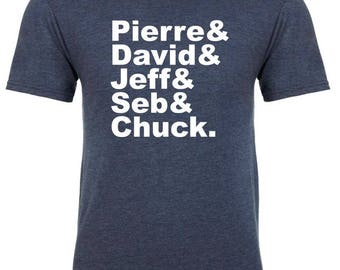 PUNK ROCKER NAMES - TriBlend t-shirt all sizes many colors