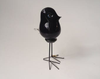 Glass Easter Chick