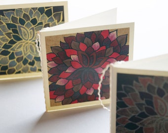 6 Gift cards – BLOSSOM