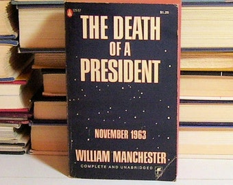 The DEATH of a President November 1963 by William Manchester Paperback