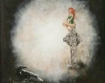 The Portal - Original Acrylic Painting