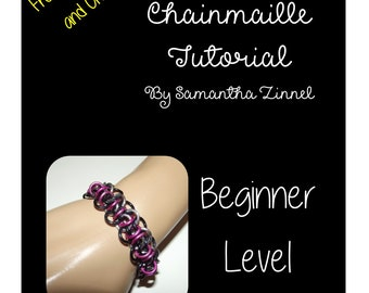 Double Floating Chainmaille Tutorial