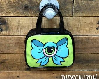 Eyeball Bow Handbag