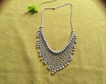 Renaissance Chainmail Necklace