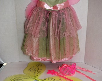 Fairy Costume Dress 4 - 6X
