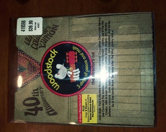 Woodstock 40th anniversary DVD set