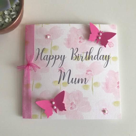 Mum 60th birthday card birthday card mum grandma mum bookmarktalkfo Image collections