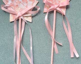 Wand | Magic Fairy Wand | Girls Costume | Photo Prop | Princess Wand | Dress up | Girls Birthday | Halloween | May Fairy Wand