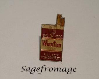 Cigarrette Pack Pin