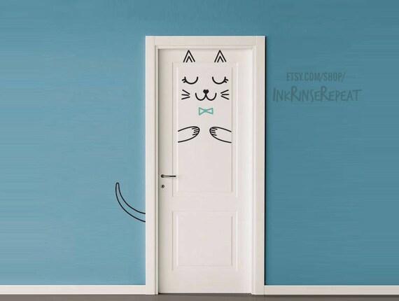 Kids Door Decals / Playrooms / Closet Doors