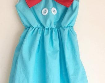 Sailor Duck Dress