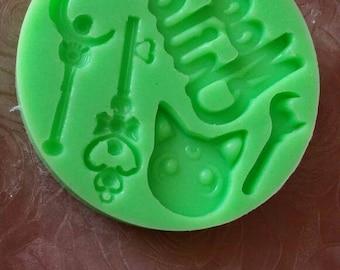 Silicone rubber mold MOON-silicon mold MOON