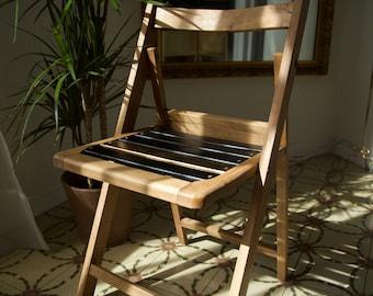 silla plegable | Folding Chairs