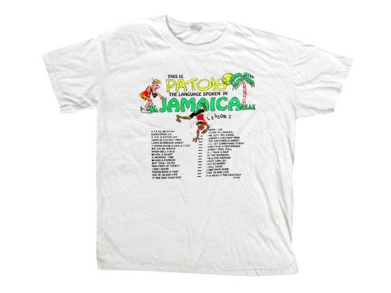 Patois Language Jamaica T-Shirt