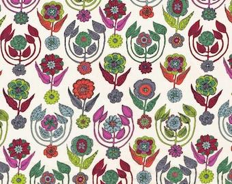 Liberty Fabric Tana Lawn Half Yard Droxford A