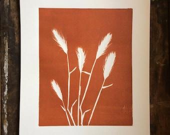 Wild Grass print, Grass botanicals, botanicals, wheat art, wheat print, botanical print, botanical art, kitchen art, bathroom art, Art gift