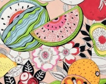 Fabric - Alexander Henry - Tropical punch - cotton print.