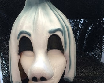 Child-Sized Ghost Mask