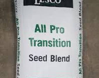 Lesco All Pro Transition Blend Grass Seed