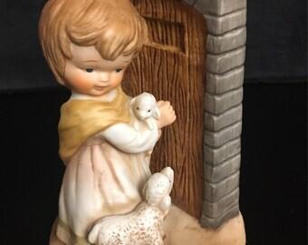 1980 Little Bible Friends by Enesco Figurine ; Price Drop